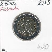 2 Euro - Finnland - 2013 Qualität: Neu (150 Jahre von Parlament)
