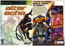 ~* Original Microsoft XBOX : ALTER ECHO Game *~