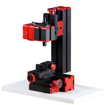 3 Axis X Y Z Mini Small DIY CNC Milling Machine Miller Mini Lathe Cutter Set &
