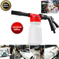 High Pressure Spray Car Wash Snow Foam Water Gun Car Clean Pipe Washer 900ML