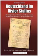Deutschland im Visier Stalins von Bernd Schwipper (Gebundene Ausgabe)