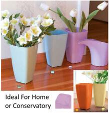 Plastic Decorative Flower Vases