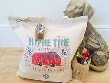 Campervan/Hippie Time, Tote Bag! ** HANDMADE**