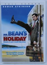 Mr. Bean's holiday - DVD - Rowan Atkinson