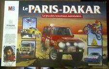 Jeu de société Le Paris-Dakar - Le jeu des nouveaux aventuriers - MB