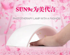 SUNUV SUN9c 36W UV Nail lamp 18 LEDs Nail dryer for All Gels with 30/60S button