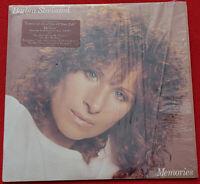 Barbra Streisand Memories 1981 Original Vinyl Album Hype Sticker Still Attached