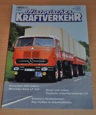 Historischer Kraftverkehr HIK 4/04 Mercedes Benz LP 333 Unterflurmotoren Daimler
