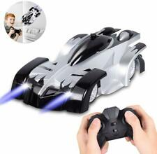 Remote Control Wall Climbing Car, Dual Mode 360°Rotating Stunt Rechargeable