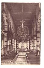 cany  intérieur de l'église