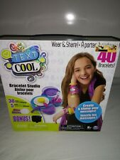 Spin Master Text Cool Bracelet Studio