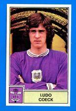 FOOTBALL 1972-73 BELGIO -Panini Figurina-Sticker n. 15 - COECK - ANDERLECHT -Rec