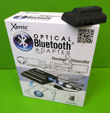 Xenic TS850TR Bluetooth Adapter Optical Output and 3.5 mm Input/Output - Faulty