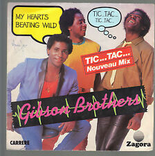 MY HEART'S BEATING WILD - COME ALIVE AND DANCE # GIBSON BROTHERS