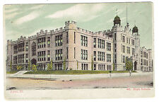 Joliet Illinois High School building