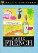 Basic French (Teach Yourself),Jean Claude Arrogan