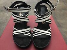 Salvatore ferragamo women highheel sandals size 6
