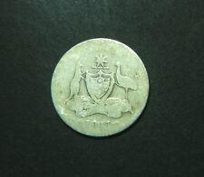 1911 Australian Shilling, (lot AJ)