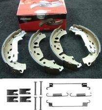 VAUXHALL CORSA D 1.0 1.2 1.3CDTI 1.4 2006-on REAR BRAKE SHOES MINTEX FITTING KIT