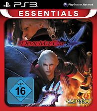 Devil May Cry 4  PS-3  Essentials NEU & OVP