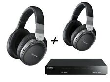 SONY MDR-HW700DS + Extra Headset MDR-HW700 Wireless Surround Two Headphones SET