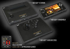 Neo-Geo X Gold Limited Edition Console *Brand New!!* + Warranty!!!