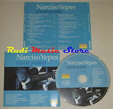 CD NARCISO YEPES Giochi proibiti 2 2001 LA REPUBBLICA lp mc
