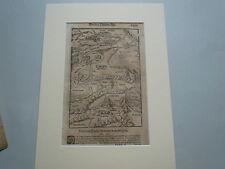 Tartaria/Scythia/Armenia, anno 1610, Holzschnitt, S. Mü