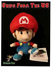 "Nintendo Super Mario 5"" Plush San-ei - Baby Mario"