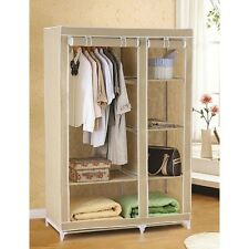 SUPER- FOLDING WARDROBE CUPBOARD ALMIRAH-V- PLAIN- SINGLE DOOR