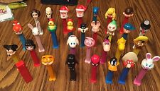 30 - Pez Lot Unpackaged And Some Vintage