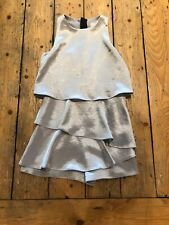 River Island Palysuit Silver Christmas 10 Years