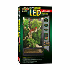Zoo Med ReptiBreeze LED Deluxe Wire Cage - NT-17
