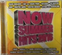 NOW SUMMER HITS 2016 CD COMPILATION
