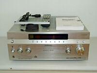 Sony STR-DA5200ES High-End 7.1 A/V-Receiver, Silber, inkl. FB&BDA, 2J. Garantie