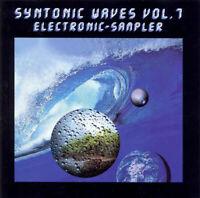 CD Syntonic Waves Vol. 7 Berlin School Electronic Spheric New Age Krautrock Neu