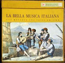 La Bella Musica Italiana Anno: 1965 1 Volume da 10 LP