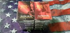LOT OF 10 Packs 1999 DECIPHER Star Wars Young Jedi Menace of Darth Maul Collect
