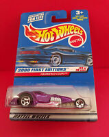 HAMMERED COUPE Hot Wheels Car No.33/36 2000  No 093 NEW SHOP STOCK NOW VINTAGE.
