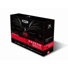 XFX AMD Radeon RX 550 4GB DDR5 DVI/HDMI/Displayport PCI-Express Video Card XFX-5