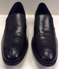 Cole Haan Clayton Venetian Black Leather Men's 10.5 $168 NWT New C11672