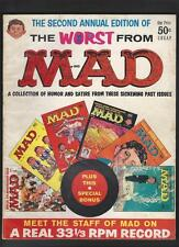 The Worst From Mad 2 Vg 4.0 1959 Hi-Res Scans