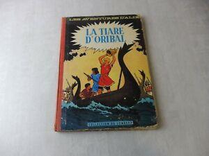 Ancienne BD, Aventures Alix, La Tiare d'Oribal, Collection du lombard, 1958