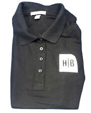 Hasselblad Broncolor FOBA Camera Women's Size M Polo 3/4 Sleeve Shirt. New, RARE