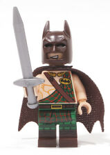 LEGO Super Heroes -  Figur Tartan Batman mit Schwert silber / sh304 NEUWARE