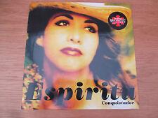"Espiritu  –  Conquistador   Vinyl 12"" 33RPM UK 1993 Latin Downtempo   HVN 28 12"