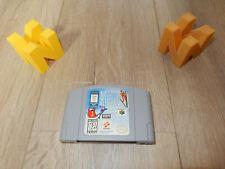 NTSC-US N64: Nagano Winter Olympics '98 loose game Nintendo 64 Original USA