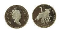 s1158_19) Canada Elizabeth 50 cents 1995 Birds Silver Proof