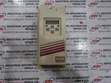 KEB COMBIVERT DRIVE 2.5 AMPS 07F5C1B-LB0A