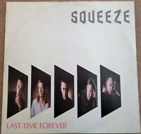 Squeeze - Last Time Forever 1985 12 inch vinyl single